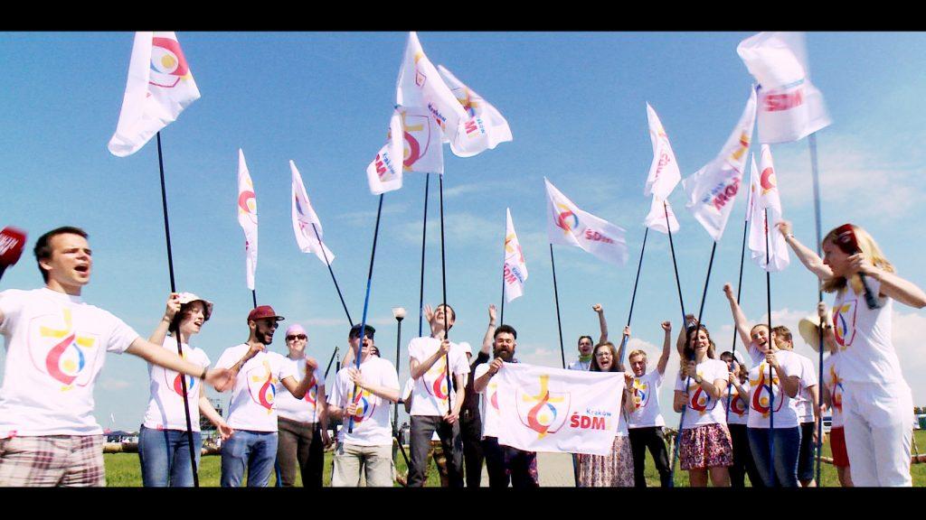 Unser Weltjugendtags-Trailer