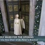 VIDEO: Die Pforte der Barmherzigkeit